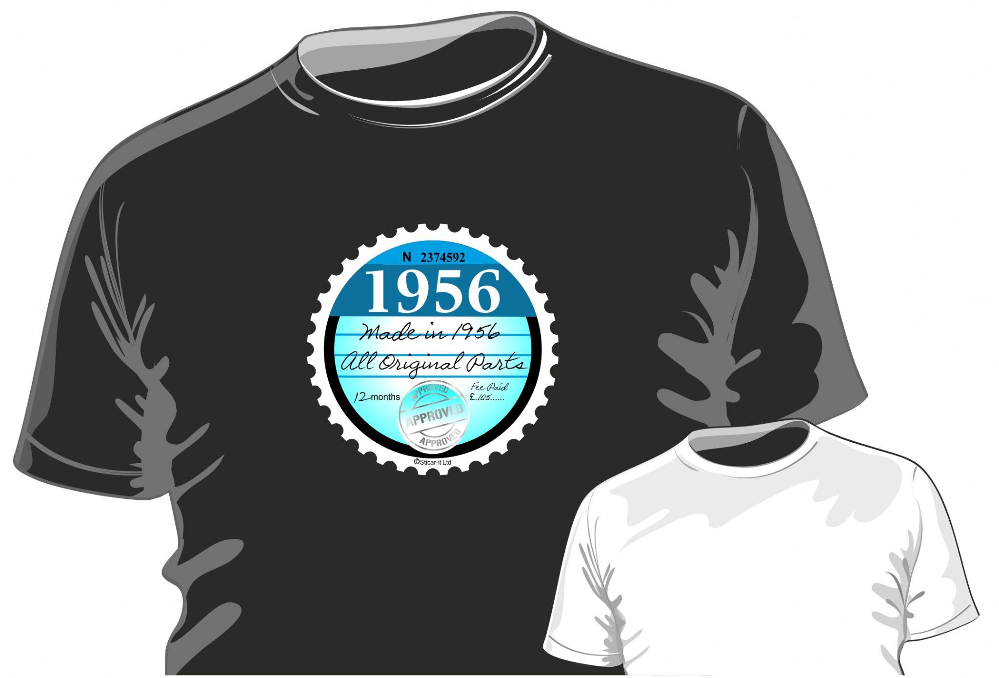 Print Round Neck T Shirt Regular Fit