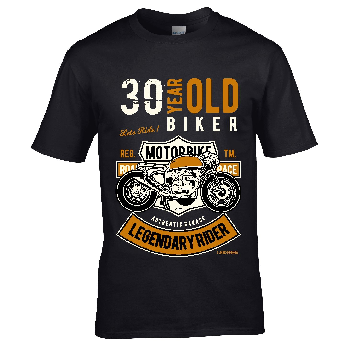 Brand New With Tags Printed To Order In Our UK Workshop Twitter Instagram Premium 30 Year Old